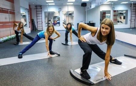 Слайд-аэробика – «скользящее», но устойчивое и эффективное похудение