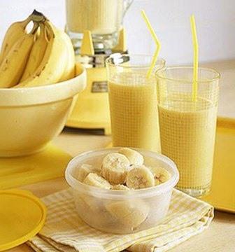 первый метод банановой диеты