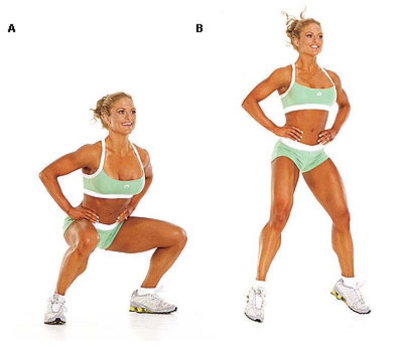 как быстро похудеть питание и упражнения