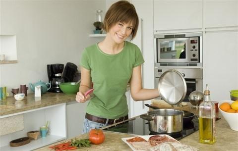 питание домохозяйки