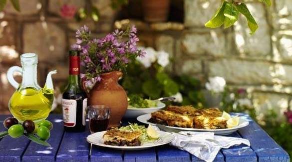 рецепты греческой диеты