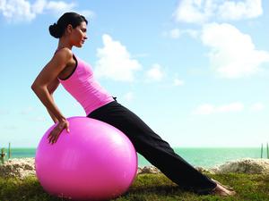топовые упражнения для плоского живота