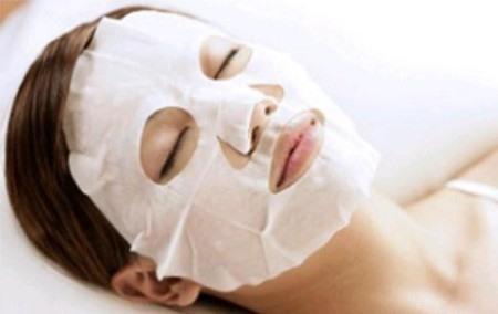 маска для лица подтягивающая