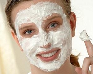 маска для лица из творога