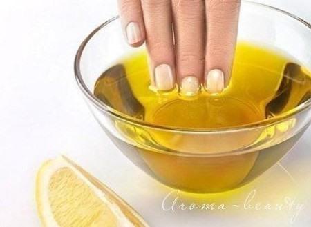 Укрепить ногти помогут маски и солевые ванночки