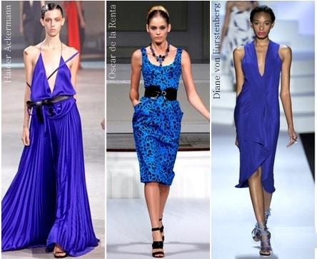 синее платья для нового года