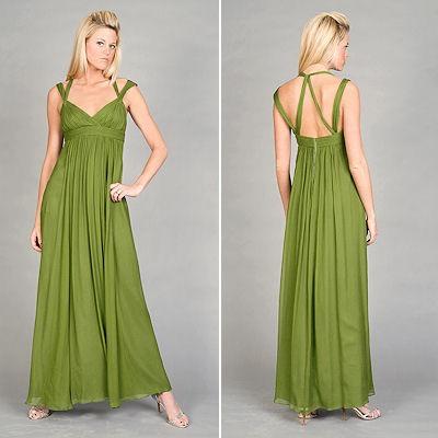 зеленые платья для нового года