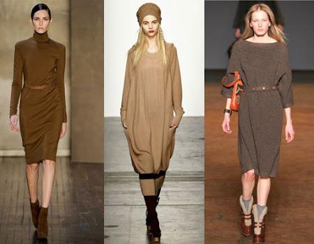 Удлиненные трикотажные платья