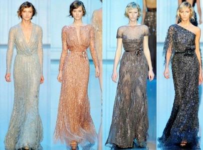 Варианты кружевных платьев