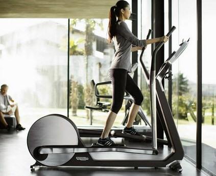 Упражнения на обитреке