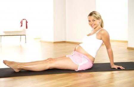 Упражнения от целлюлита при беременности