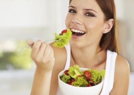 Здоровое питание для дам