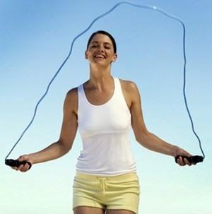 прыжки на скалке для похудения