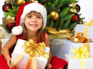 подарки детям на Новый 2016 год